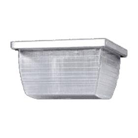 Vandalproof 9W Compact Fluorescent Wall/Ceiling Fixture