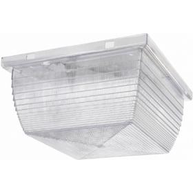 Vandalproof 52W Compact Flourescent Ceiling Fixture QT