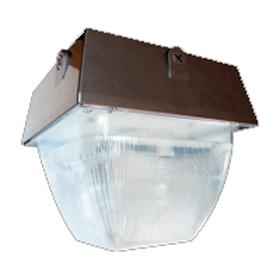 VAN5 96W Fluorescent Vandalproof Ceiling Fixture