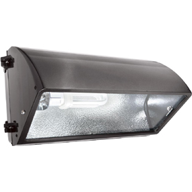 WP3C 200W Metal Halide Wall Pack, PS Quad Tap