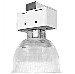 Glo Bay 250W High Pressure Sodium 22 in. Open Prism Reflector Fixture