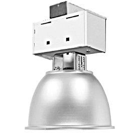 Worker 400W High Pressure Sodium 14 in. Open Reflector High Bay Fixture