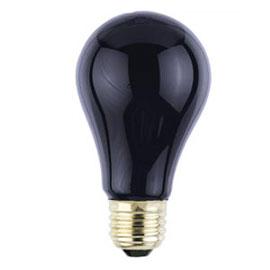 75ABL 75W A19 Blacklight Bulb