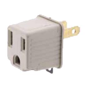 Grounding Adapter, 2/Pack