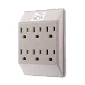 Six Outlet Converter
