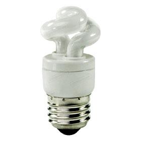 SpringLamp 4W 2700K Compact Fluorescent Lamp
