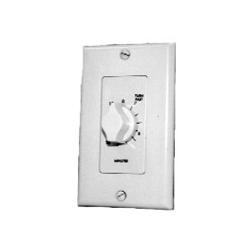 Ivory In-Wall Interval Time Switch 0-15 Minutes