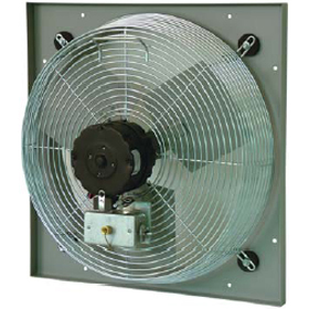 12 in. Venturi Mounted Direct Drive Exhaust Fan