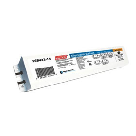 Signa 17 in. Universal Electronic Sign Ballast, 8-48 ft.