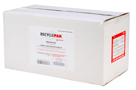 RECYCLEPAK DENTAL XRAY HEAD RECYCLING KIT