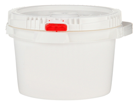 SUPPLYPAK 2 GAL UN RATED POLY PAIL