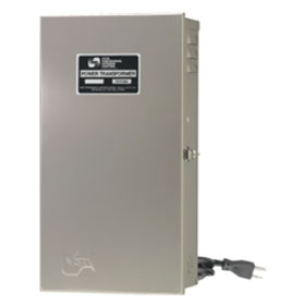CTS 300W 12V Stainless Steel Single-Tap Transformer, Remote Photocell Module