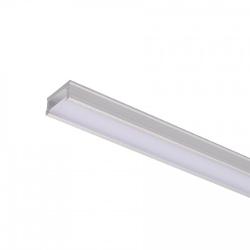 InvisiLED 5FT Rigid Aluminum Channel w/Diffuser