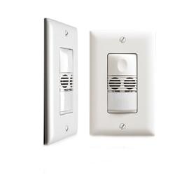 DW-100 Ivory Dual Technology Wall Switch Sensor