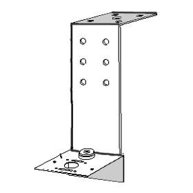 MB-1 High-Bay or Industrial Setting Sensor Bracket
