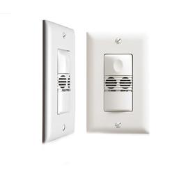 UW-100 White Ultrasonic Wall Switch Sensor