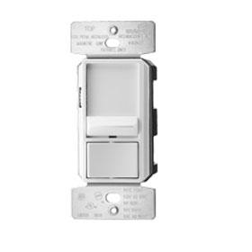 SKYE Ivory 300W LED/Fluorescent, Incandescent/Hal ogen Single Pole/3-Way Dimmer