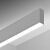 LS3 8 ft. T5 Fluorescent Direct Indirect Architectural Luminaire 120V