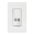 Maestro MS-B102 White Dual Tech Occupancy Sensor Switch