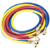 30036 36 in. Yellow, Blue, Red 1/4 in. FFL Standard Hose Set
